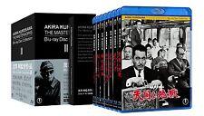 AKIRA KUROSAWA THE MASTER WORKS Blu-ray Disc Collection III Japan Import F/S