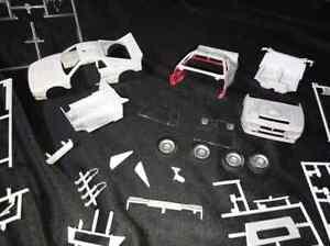 1:24 Lancia 037 spare parts