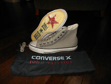 CONVERSE X JOHN VARVATOS CT HI DRILL 150164C Shoes Size 9.5 US 43 EUR Gray