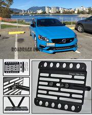 For 14-Up Volvo S60 / V60 T6 Polestar Front Tow Hook License Plate Bracket