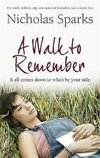 A Walk To Remember: It all comes down to who's by your side, Sparks, Nicholas, U