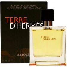 TERRE D'HERMES 75ml PARFUM PUR HOMME VAPORISATEUR NEUF BLISTER AUTHENTIQUE