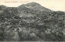 Cartolina di Asiago, Cima Dodici (Ferozzo) - Vicenza