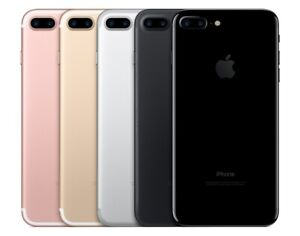 Apple iPhone 7 Plus - 32GB 128GB 256GB - Unlocked - All Colours - Various Grades