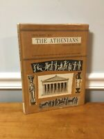 RARE - Leonard Weisgard - Life Long Ago THE ATHENIANS Homeschool Greek History