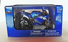 New Ray Yamaha YZRM1 Honda Valentino Rossi Motorcycle - #46 - 1:18 - New