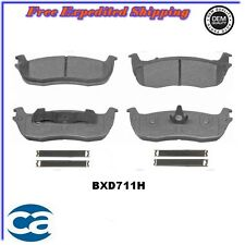 Front Disc Brake Pads ceramic for BXD 711 Fits, Ford F-150,expedition, Lincoln,