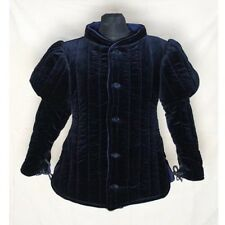 Beautiful Medieval Thick Padded Gambeson Play Theater Custome Sca