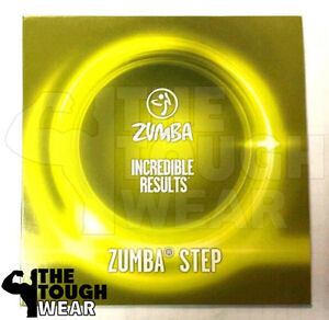 Zumba Incredible Results DVD Weight Loss System - ZUMBA STEP original dvd NEW
