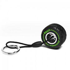 Pirelli IntermediateTire Keychain Green