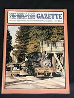 Narrow Gauge and Short Line Gazette September October 1987