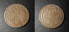 Autriche - Austria - Franz Joseph I - 2 Heller 1906 - KM#2801