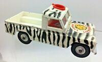 "Corgi Toys Land Rover 109"" WB - Lions of Longleat Safari. Part of Gift Set No. 8"