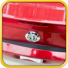 Fits 05-09 Ford Mustang 1pc Bumper Rear Applique Scratch Guard Protector Cover