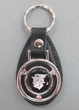 Black Mercury MESSENGER Mini Steering Wheel Leather Keyring 1946 1947 1948 1949