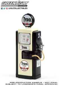 GREENLIGHT 1/18 VINTAGE GAS PUMPS SERIES 9 1948 WAYNE 100-A TYDOL 14090-A