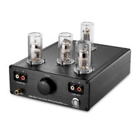 T11 Vacuum Tube Phono Stage Turntable MM RIAA Preamplifier for Record Players