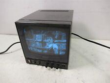 "Sony PVM-91 Video Monitor 9"" Monochrome Black/White CRT 800 Lines Studio"