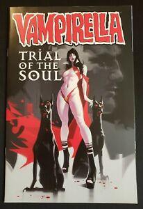 Vampirella trial The Soul 1 NM/MT Jeff Dekal Metahumans Comic Exclusive Dynamite