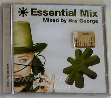 VARIOUS ARTISTS -  ESSENTIAL MIX by BOY GEORGE - CD Sigillato