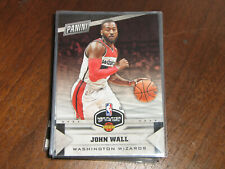 2017 Panini Player of the Day John Wall
