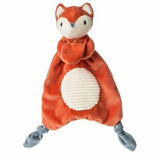 Mary Meyer Leika Lovey Soft Toy, 6-Inches, Little Fox