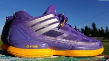adidas adiZero Crazy Light Derek Fisher PE NMD Ultra Boost Yeezy Lakers Sample