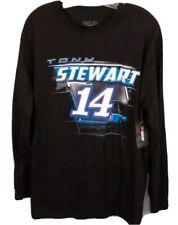 Nascar 2016 Sprint Cup Series Tony Stewart #14 Men L Long Sleeve Shirt New M1