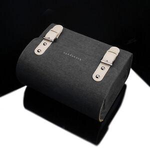 GARIZ 2017 Binalpath Canvas Camera Bag Medium CB-NCMGR Grey for Sony Canon Fuji