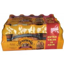 Bundaberg Ginger Beer 375ml x 15