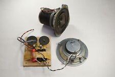 Goodmans Maximus / Maxim Speakers / Electronics 3-1/2lb Alnico Woofer