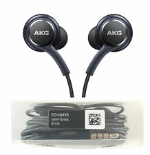 NEW Black AKG Samsung Earphones Headset Handsfree For Samsung Galaxy S8,S8+