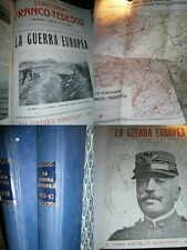 LA GUERRA EUROPEA 1915 - 1918
