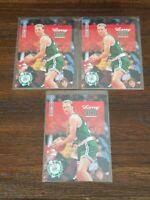 Lot of 3 - 1992-93 SkyBox #10 Larry Bird Boston Celtics Great Deal Invest
