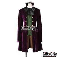 Black Butler Earl Alois Trancy Uniform Cos Clothes Cosplay Costume