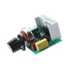 Regulateur de tension 3000W Variateur de vitesse Thermostat Regulateur de V B9V9