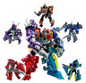 5 In1 KO Transformers Robot/Dinosaur MEGAZORD Figure Kids Toy Christmas Gift