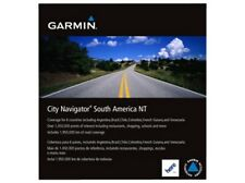 City Navigator® South America NT microSD-Karte