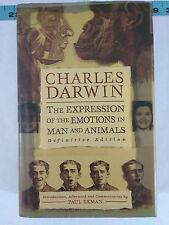 Expression of the Emotions in Man and Animals Darwin, Charles/ Ekman, Paul HC