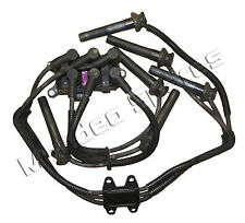 GENUINE FORD MONDEO MK3 3.0 V6 ST220 MOTORCRAFT COIL PACK WITH LEADS 2001-2007