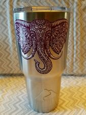 Decal/Sticker for Yeti or Cooler Cup  Majestic Elephant
