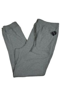 Nautica Sleep Pants Men's Size Large Gray Soft Sleepwear Lounge NWT