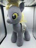 Build A Bear BAB My Little Pony MLP Derpy Hooves Bubbles Horse Plush Stuffed Toy