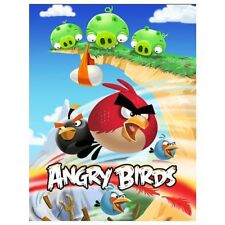 Angry Birds Pigs on Cliff Puzzle #1 [24 pieces]