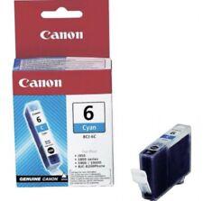 Genuine Canon BCI6,BCI-6 Cyan Ink Cartridge For I905D/I9100/I965/I990/I9900