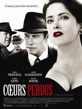 Affiche 40x60cm COEURS PERDUS (LONELY HEARTS) 2006 Travolta, Gandolfini NEUVE