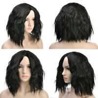 Bob Sexy Fashion Womens Short Straight Hair Full Wig Cosplay Party Wigs