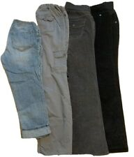 Lot Of 4 Maternity Pants/Capris (small and size 2)