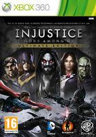 Injustice: Gods Among Us -- Ultimate Edition (Microsoft Xbox 360, 2013)