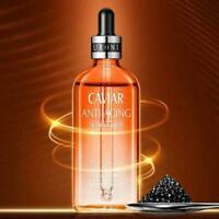 Hyaluronic Acid Snail Face Serum Feuchtigkeitscreme Nourishing Essence Q0W6